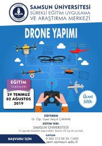 Drone Yapımı
