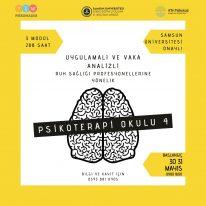 Psikoterapi Okulu 4 (Uygulamalı ve Vaka Analizli)