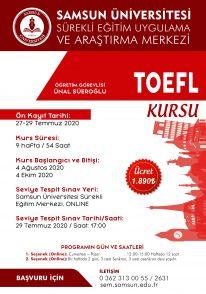 TOEFL Programı
