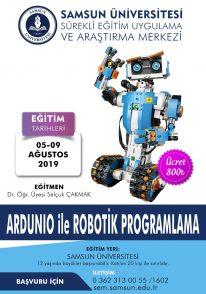 Arduino İle Robotik Programlama